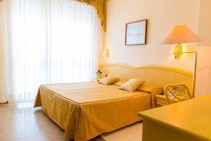 Dettaglio di una camera Classic di Hotel Principe Bibione